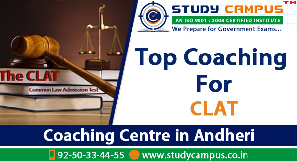 CLAT Coaching Classes in Andheri