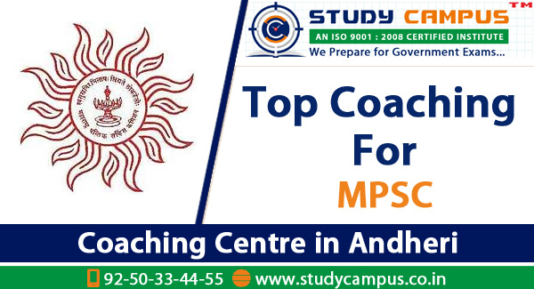 MPSC Coaching Classes in Andheri