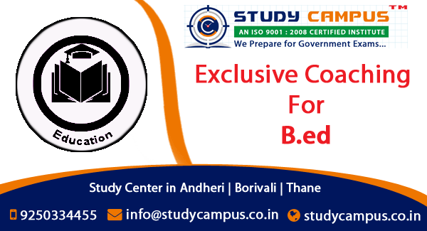 B. Ed Coaching in Borivali