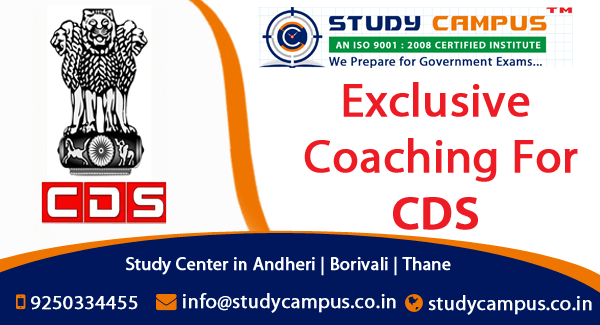 CDS Coaching in Borivali