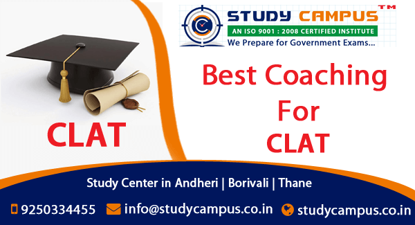 CLAT Coaching in Borivali