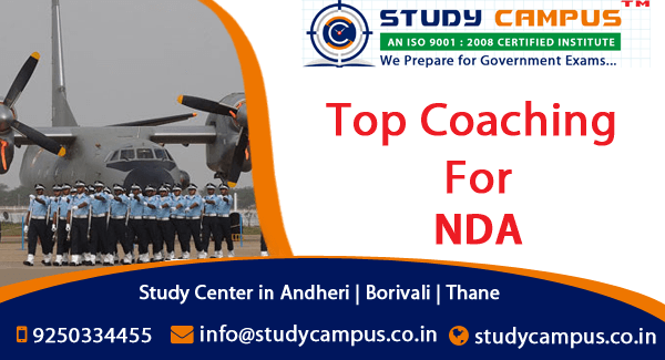 NDA Coaching in Borivali